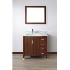 "Jacchi 36"" Single Bathroom Vanity Set"