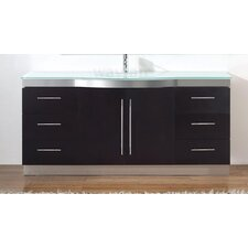 "Diara 72"" Single Bathroom Vanity Set"