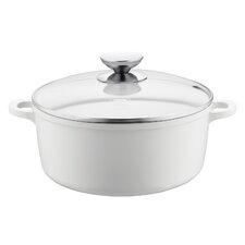 Vario Click 2.5-qt. Cast Aluminum Round Dutch Oven with Lid