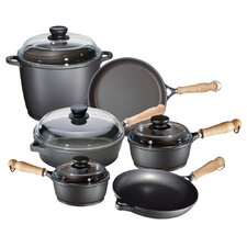 <strong>Berndes</strong> Tradition 10-Piece Cookware Set