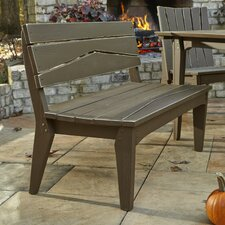<strong>Uwharrie Chair</strong> Hourglass Garden Bench