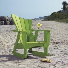 <strong>Uwharrie Chair</strong> Wave Rocking Chair