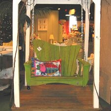 <strong>Uwharrie Chair</strong> Wave Porch Swing