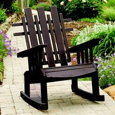 <strong>Uwharrie Chair</strong> Styxx Rocking Chair