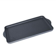 """17"""" x 11""""  Double Burner Grill"""