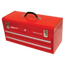 Indust 2-Drawer Friction Toolbox