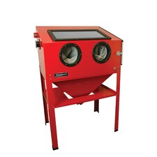 Vertical Abrasive Blast Cabinet
