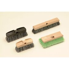 <strong>Laitner Brush</strong> 14 Salt&Pepper/White On Tan Poly Block