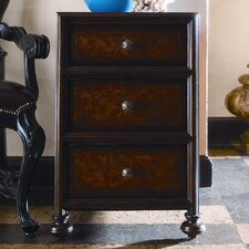 <strong>Stanley Furniture</strong> Costa Del Sol Marchesa Salonette End Table