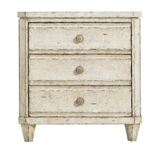 Archipelago 3 Drawers Nightstand