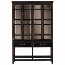 Modern Craftsman China Cabinet