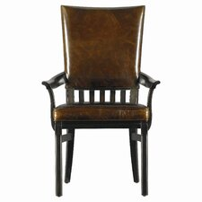 Modern Craftsman Morris School Arm Chair