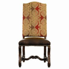 Costa Del Sol Perdonato Fabric Side Chair