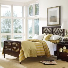 <strong>Stanley Furniture</strong> Continuum Chippendale Slat Bed