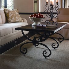 Costa Del Sol Conquistador Entryway Coffee Table