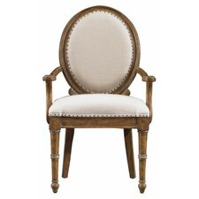 <strong>Stanley Furniture</strong> European Farmhouse Million Stars Arm Chair