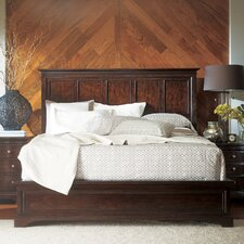 The Classic Portfolio Panel Bed