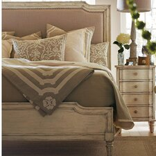 <strong>Stanley Furniture</strong> The Classic Portfolio European Cottage Panel Bed