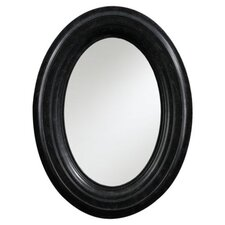 European Farmhouse Oval Mirror