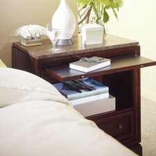 <strong>Stanley Furniture</strong> Continuum Lay on Marble Top