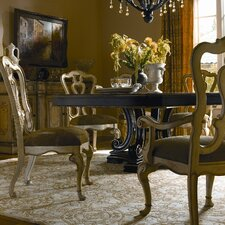 <strong>Stanley Furniture</strong> Grand Continental Esagonale Dining Table