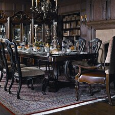 <strong>Stanley Furniture</strong> Grand Continental Fondamenta Dining Table