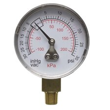 Compound Press Gauge F/4050M