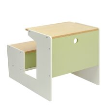 "Plywood 17"" Sled Desk"