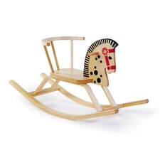 Classic Baltic Rocking Horse