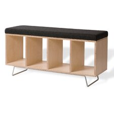 <strong>Offi</strong> Birch Wooden Storage Bench