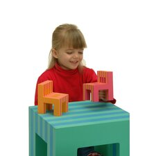 EVA Mini Foam Chair 2 Piece Set
