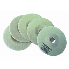 Phenolic Backing 5 Disc- Ea