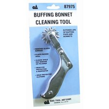 Buff Bonnet Cleaning Tool