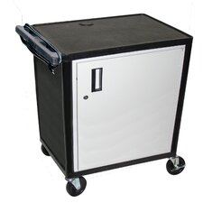 LP Series AV Cart with Locking Table
