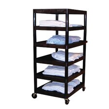 "60"" 6 Shelf Utility Cart"