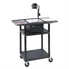 Stand-Up Overhead Projector Table (Set of 4)
