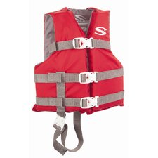 Stearns Child's Life Vest in Red