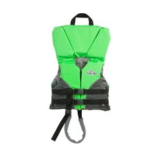 PFD 5976 Type II Heads Up Life Jacket in Green