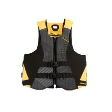 PFD 7847 Men's V-Flex Hydroprene Life Jacket in Yellow