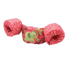 PFD 3864 Deluxe Puddle Jumper Elephant in Pink