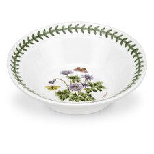 Botanic Garden 8 Oz Oatmeal and Soup Bowl (Set of 6)