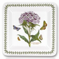 "Botanic Garden 8.5"" Square Salad Plate (Set of 6)"
