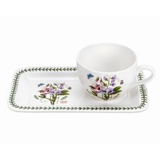 Botanic Garden Soup Cup and Sandwich Tray