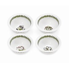 <strong>Portmeirion</strong> Botanic Garden Round Mini Bowl (Set of 4)