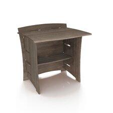 "Driftwood 32"" H x 30"" W Desk Extension"