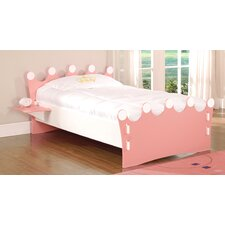 Princess Twin Panel Bed
