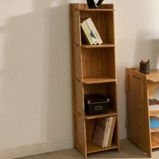 Sustainable Bamboo Craft Bookcase