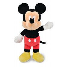 Mickey Mouse Plush with Red Shirt