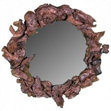 Round Drifter Mirror
