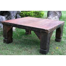 Rocky Mountain Ranch House Coffee Table